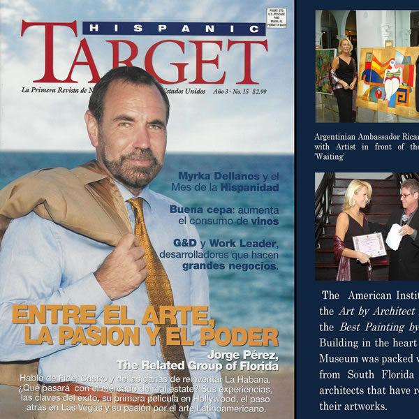 Anna Mallmann Art Target Magazine