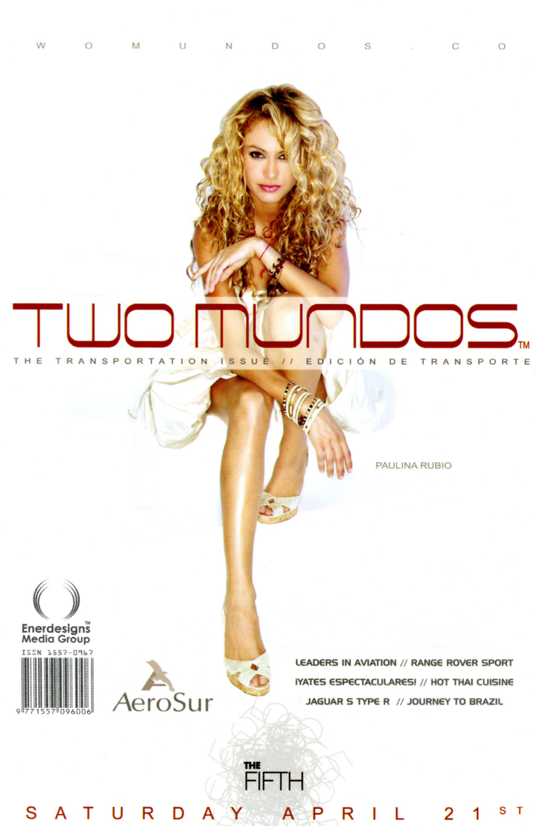 Anna Mallmann Design Two Mundos Magazine