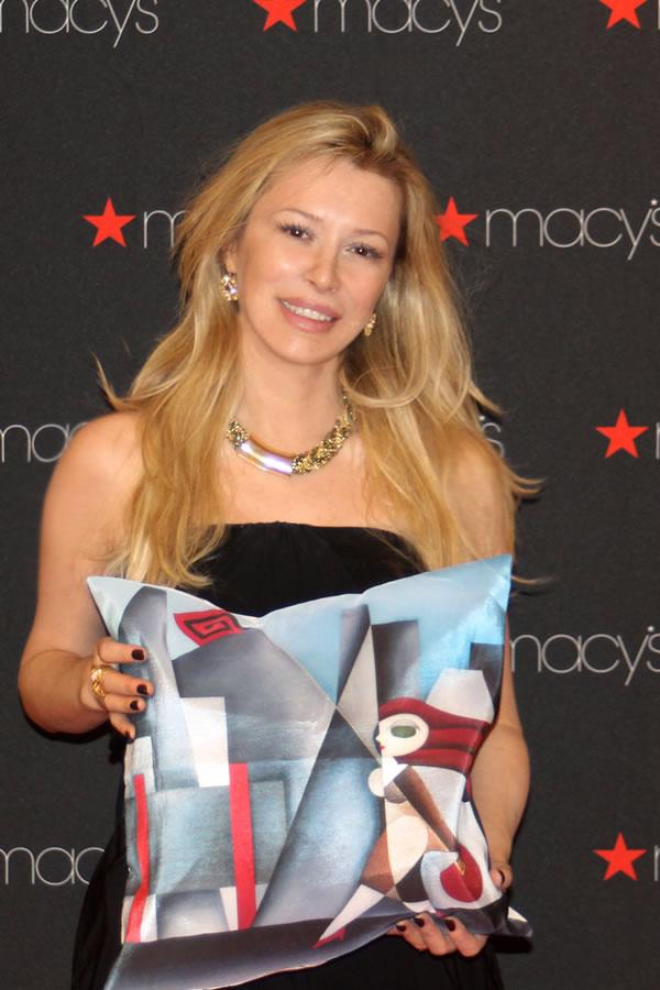 Anna Mallmann Designer Macys Pillows USA Miami